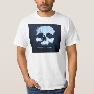 White t-shirt #SaveTheArctic of Occurs
