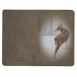White tail buck journals
