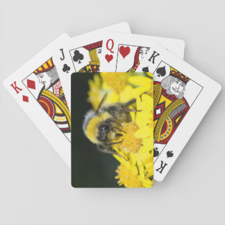 White-tailed Bumblebee Playing Cards