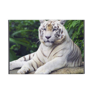 White Tiger 1  Powiscase iPad Mini Case