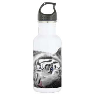 White tiger 532 ml water bottle