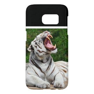 White Tiger, Bengal Tiger Samsung Galaxy S7 Case