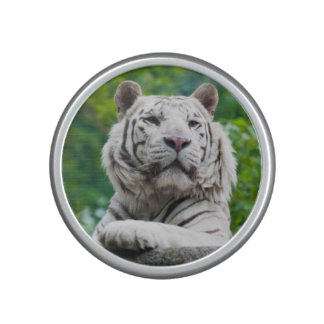 White Tiger bluetooth speaker