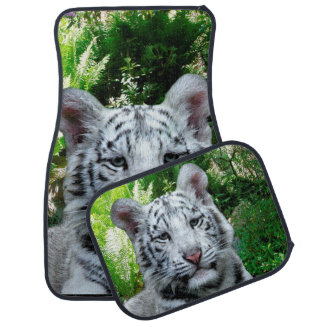 White Tiger Car Liners