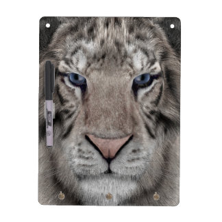 White Tiger Dry Erase Board