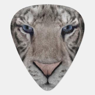 White Tiger Guitar Pick