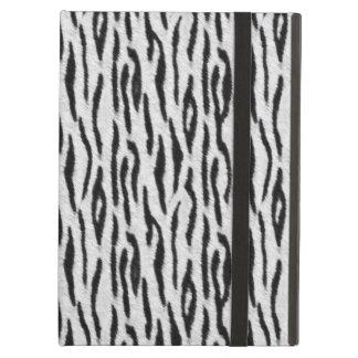 White Tiger iPad Air Cover