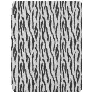 White Tiger iPad Cover