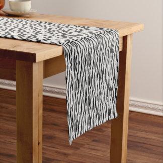 White Tiger Medium Table Runner