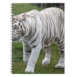 White Tiger Note Books
