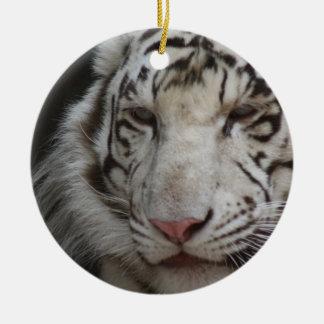 White Tiger Ornament