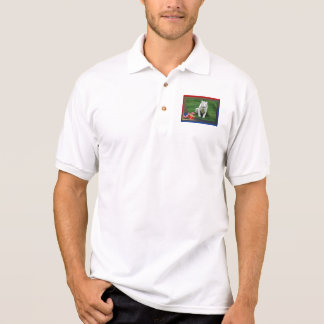 White Tiger Patriotic Men's Shirt