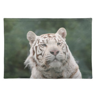 WHITE TIGER PLACE MATS