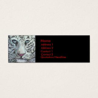 white tiger, profile card