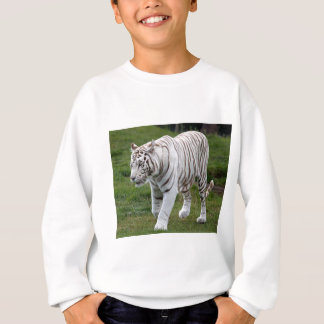 White Tiger Sweatshirt