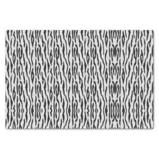 White Tiger Tissue Paper