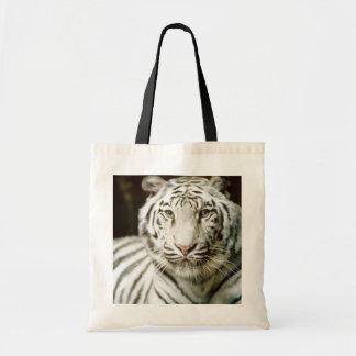 White Tiger Tote