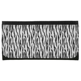 White Tiger Wallet