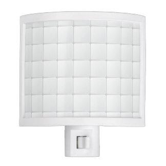 White tile nite light