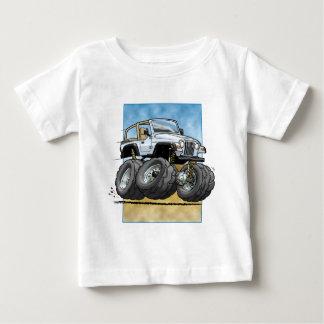 White_TJ Baby T-Shirt