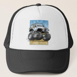 White_TJ Trucker Hat