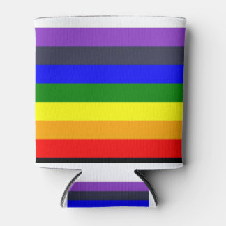 White To Black Rainbow of Color Spaces Can Cooler
