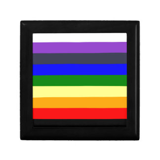 White To Black Rainbow of Color Spaces Gift Box