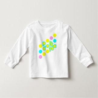 White Toddler Long Sleeve T-shirt