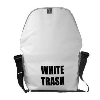 White Trash Commuter Bag