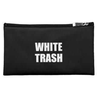 White Trash Cosmetics Bags