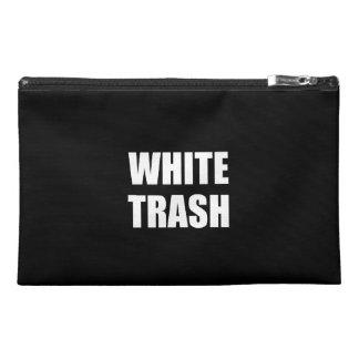 White Trash Travel Accessory Bags