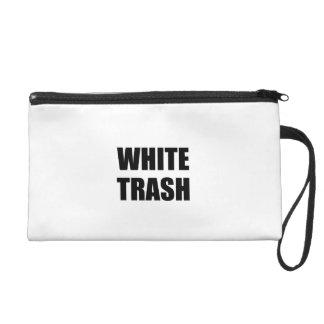 White Trash Wristlet
