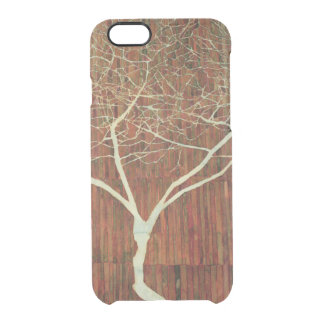 White Tree 2006 Clear iPhone 6/6S Case