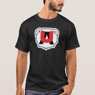 white Ursus logo arctos T-Shirt