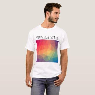 White Viva La Vida T-Shirt