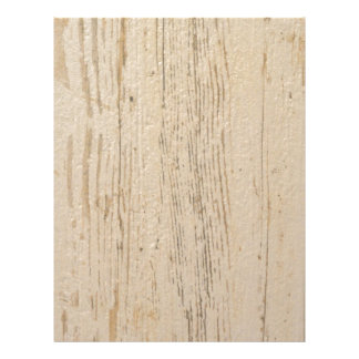 White washed letterhead