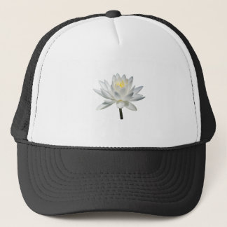 White Water Lily in Sunshine Trucker Hat