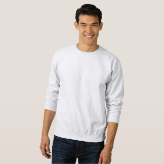 White Wine Photography Crewneck Unisex Gray Sweatshirt