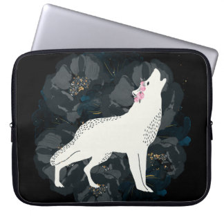 White Wolf and Black Roses Case