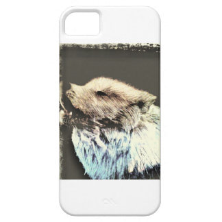 White Wolf Case For The iPhone 5