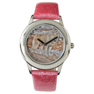 White Wolf Nature and Wildlife Design Watch