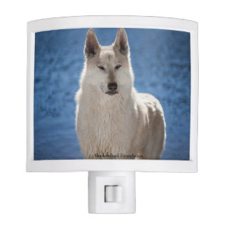 White Wolf Night Light