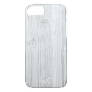 White Wood iPhone 8/7 Case