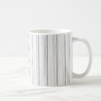 White wooden wall texture mugs