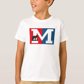 White Youth Mowglis T-Shirt