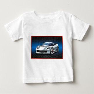 White_Z06 Baby T-Shirt