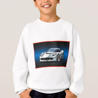 White_Z06 Sweatshirt