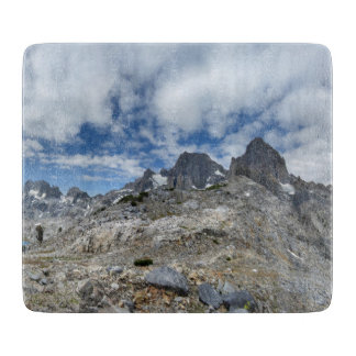 Whitebark Pass to Garnet Lake - Sierra Cutting Board