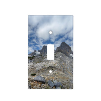 Whitebark Pass to Garnet Lake - Sierra Light Switch Cover