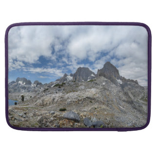 Whitebark Pass to Garnet Lake - Sierra Sleeve For MacBook Pro